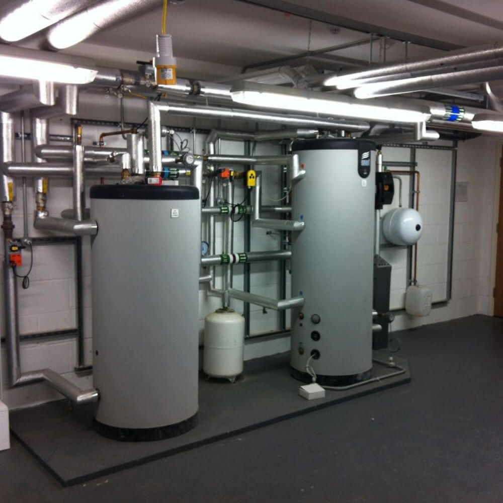 Commercial Heating and Plumbing